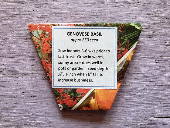 Basil - Genovese apprx. 250 seeds