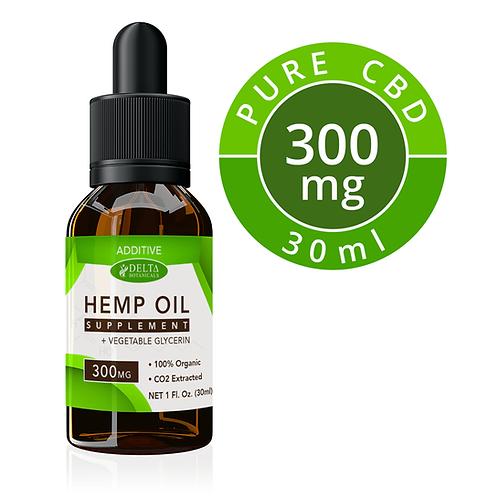 Green Label - 300 mg CBD Strength