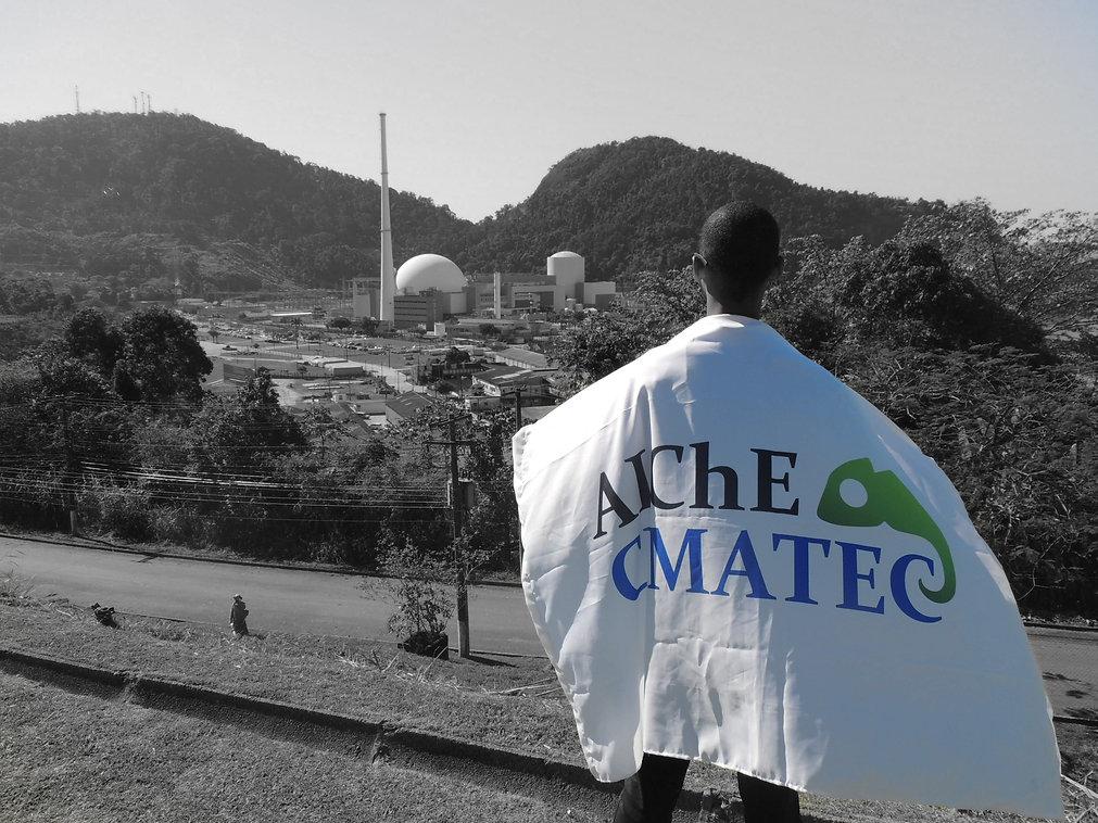 Foto Usina Nuclear - Angra dos Reis