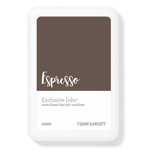 Espresso Exclusive Inks™ Stamp Pad