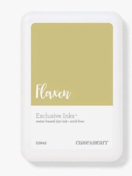 Flaxen Exclusive Inks™ Stamp Pad