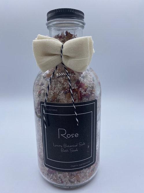 Rose - Luxury Botanical Bath Soak