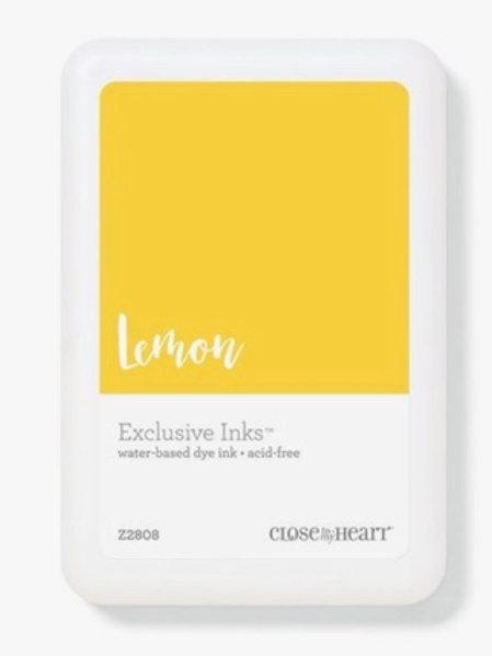 Lemon Exclusive Inks™ Stamp Pad
