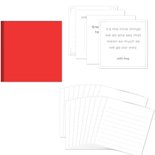 Story by Stacy™ Story Starter Workshop Kit—Candy Apple