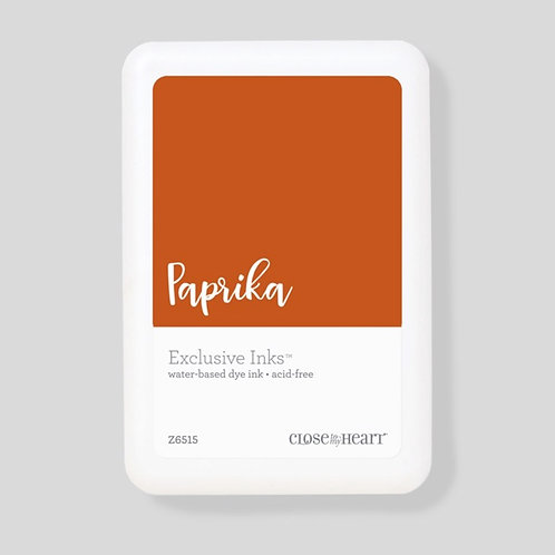 Paprika Exclusive Inks™ Stamp Pad