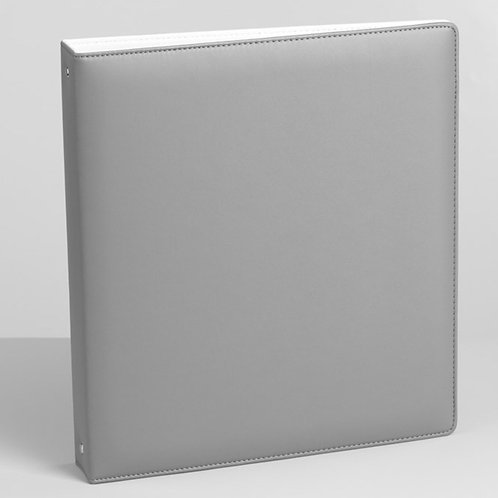 """Charcoal 8½"""" x 11"""" Everyday Life™ Album"""