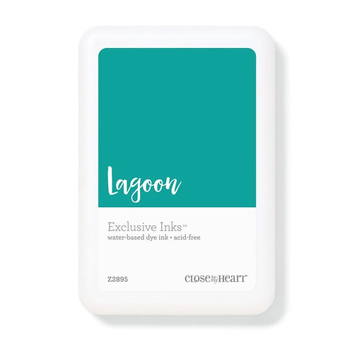 Lagoon Exclusive Inks™ Stamp Pad