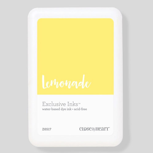 Lemonade Exclusive Inks™ Stamp Pad