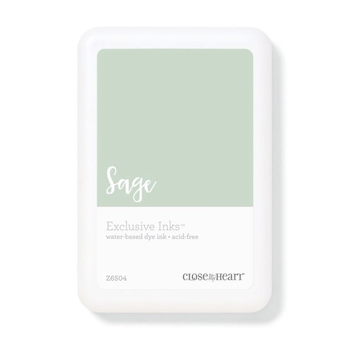 Sage Exclusive Inks™ Stamp Pad