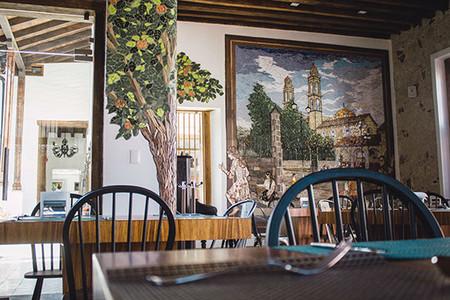 Restaurante El Mural Zacatlan
