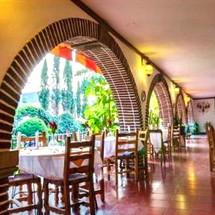 Restaurante Hotel San Angelo Cuernavaca