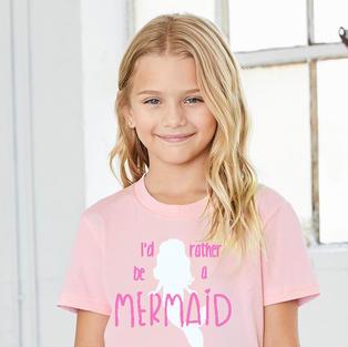 custom girls tee shirts