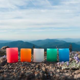 eco friendly, durable , unbreakable drinkware
