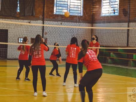 Voleibol feminino: retomada das atividades