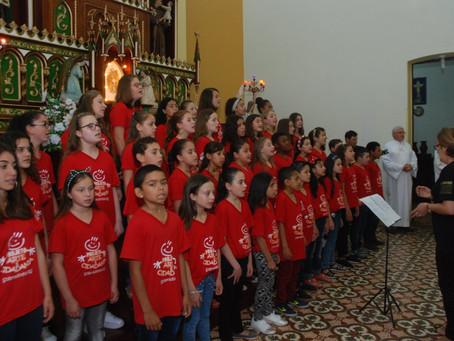 Projeto Arte e Cidadania em Arroio do Tigre 19/10/2018