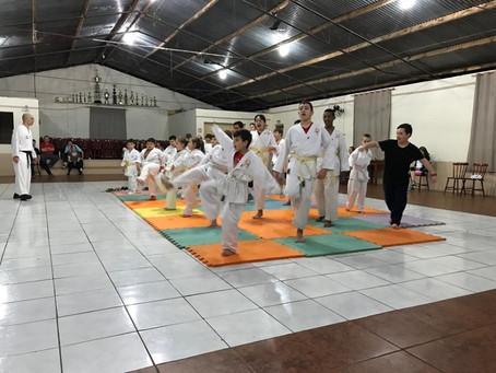 Oficina de Taekwondo é o destaque da sexta feira - 30/08
