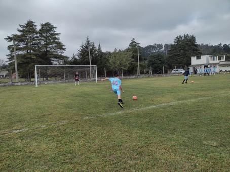 Sábado de Futebol em Sobradinho