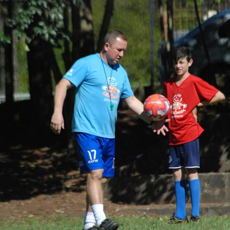 Futebol: a disciplina e senso de equipe