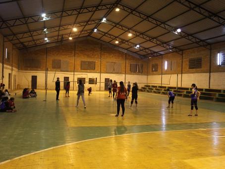 Voleibol feminino 05/06/19