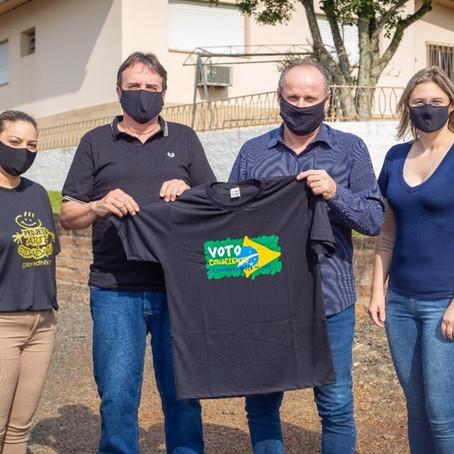 "Campanha ""Voto Consciente"""
