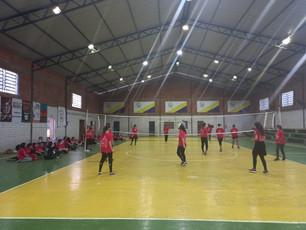 Voleibol Feminino  - atividades desta quinta-  14/10