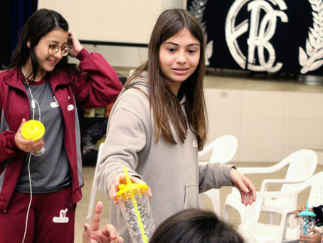 Escola Sagrado Coração de Jesus visita Projeto Arte e Cidadania