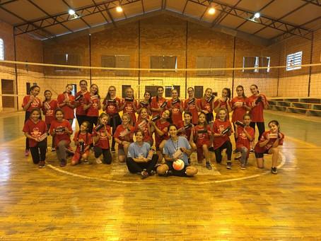 Oficina de Voleibol - 28/03/2019