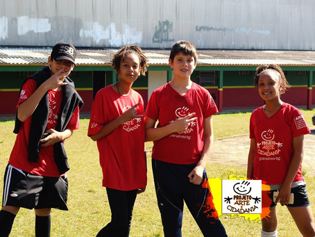 Equipe do Esporte realiza integração