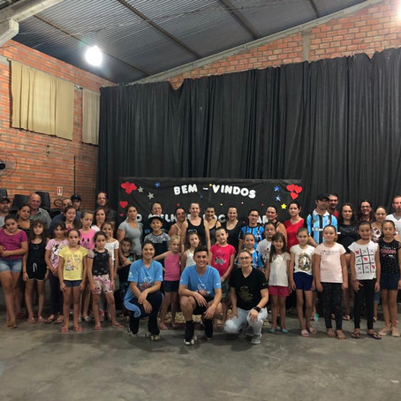 Arte e Cidadania abre oficina de Patinação em Passa Sete
