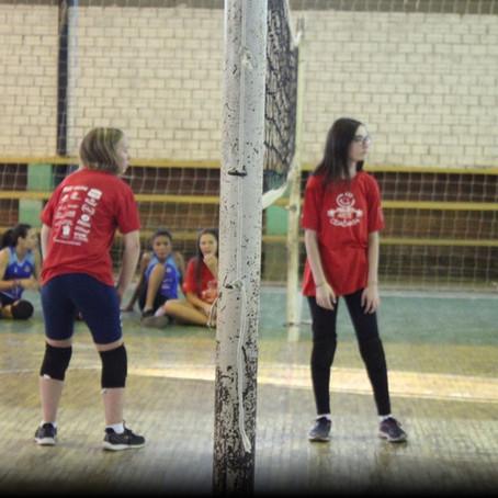 Voleibol feminino: 09 de março