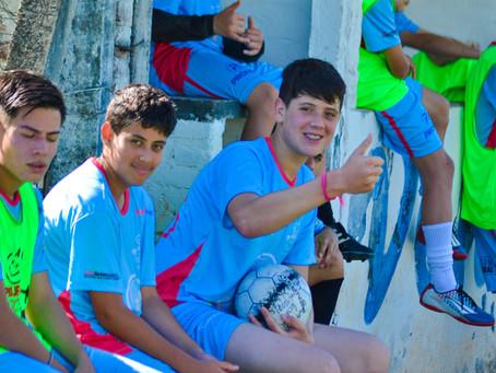 Sábado de futebol em Sobadinho: confira imagens