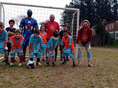 Futebol de Campo - Estrela Velha
