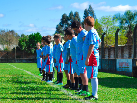 Futebol em destaque no Projeto Arte e Cidadania