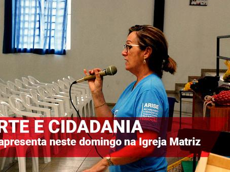 Arte e Cidadania se prepara para Cantata do Dia das Mães