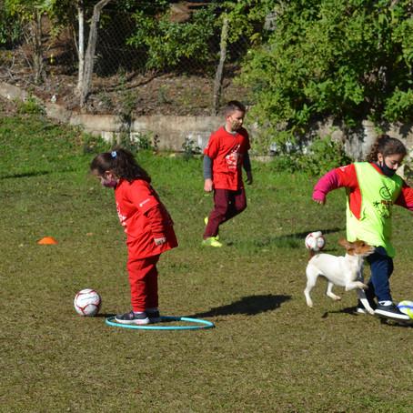 Esporte e Recreação em ação