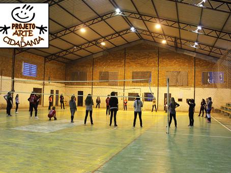 Voleibol Feminino 11/09/2019