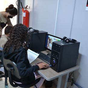 Computação: uma parceria com o Instituto Mix