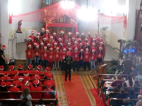 Projeto Arte e Cidadania no Natal Luz de Ibarama