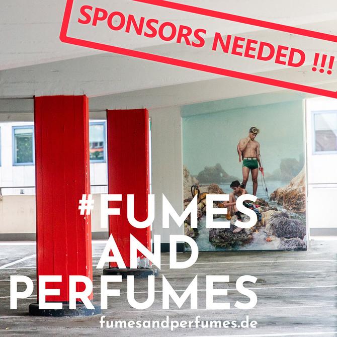 Sponsors needed...!!!