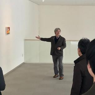<鑑賞ワークショップファシリテーター> 山崎 正明  YAMAZAKI.Masaaki
