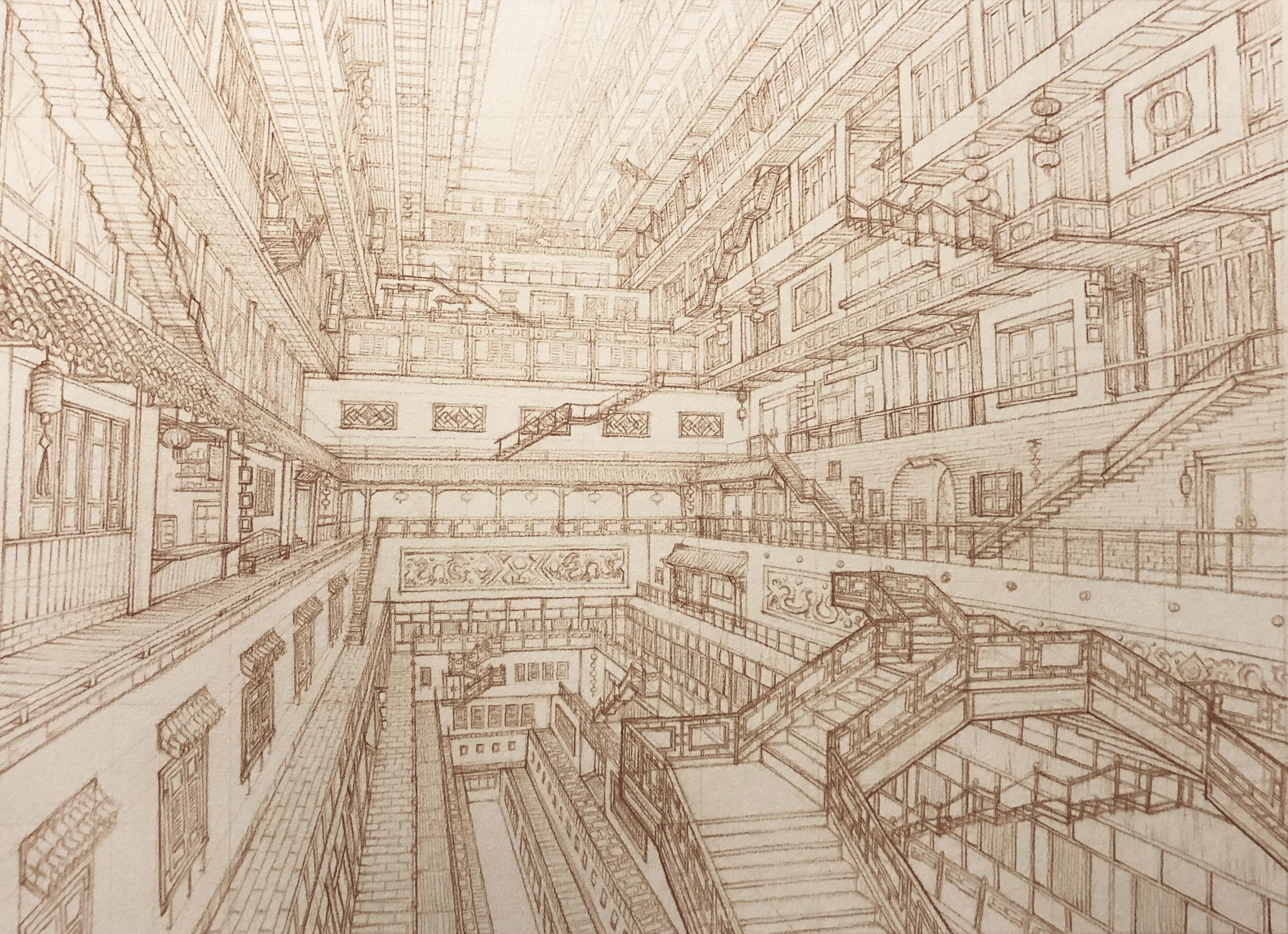Infinite Chinatown