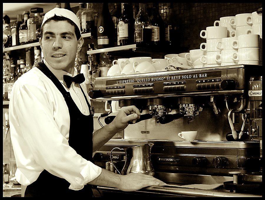 barista italian espresso baristacursus