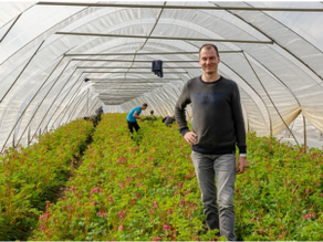 Grower in the Spotlight: Van Aert Flowers