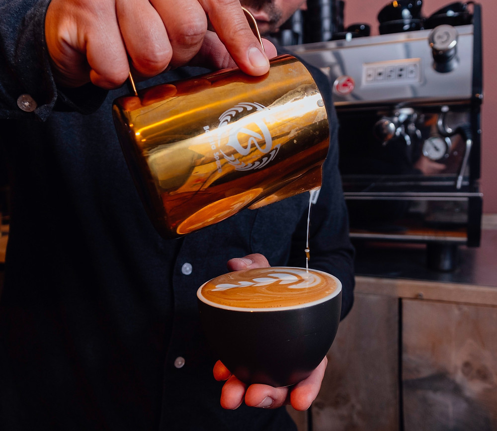 latte art barista cursus haarlem