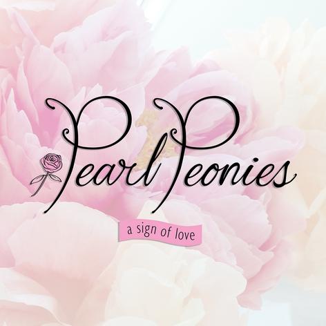 Pearl Peonies