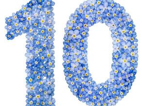 BYFOD 10 year anniversary