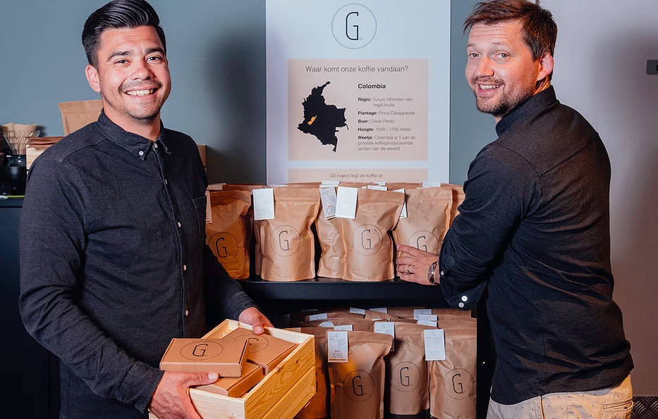 baristacursussen van GUUS Koffie