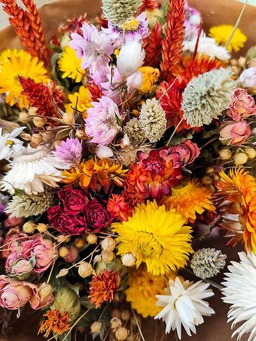 BYFOD Dried Flowers