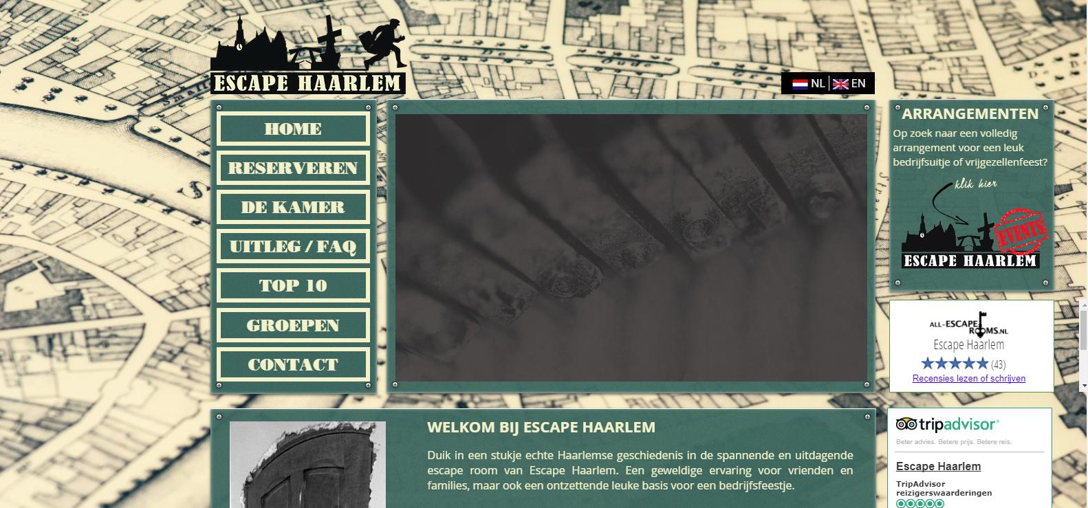 Escape Haarlem