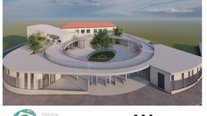 A E2OM vai ter um novo edifício
